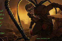 Doctor Octopus Quote