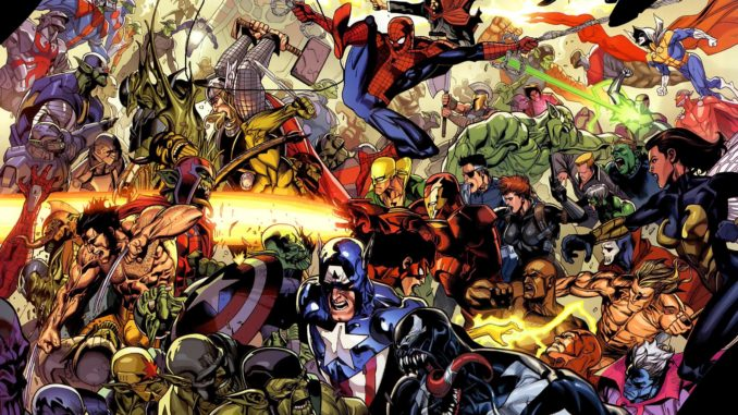 Best Fighters in Marvel Comics