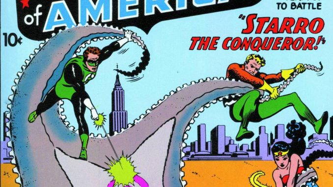 Comic Book Origins: Justice League of America