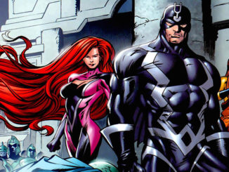 Comic Book Origins: Inhumans