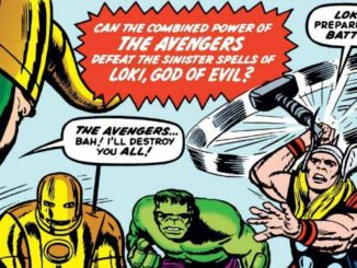 Comic Book Origins: The Avengers