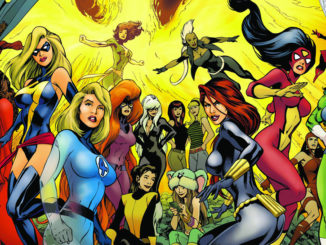 Women in Comics Long Overdue