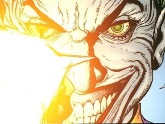 Batman and The Joker - The Man Who Laughs