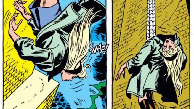 A Pivotal Point In Comic History - The Gwen Stacy Death