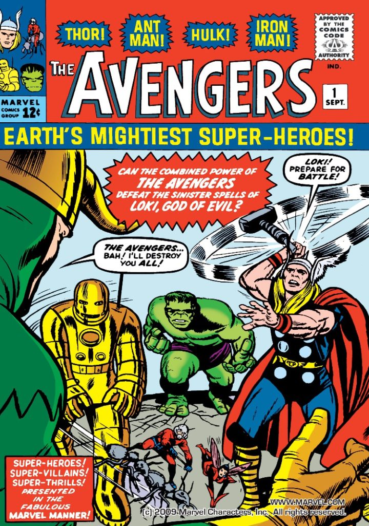The Top 100 Most Industry Changing Comic Book Covers Of All Time