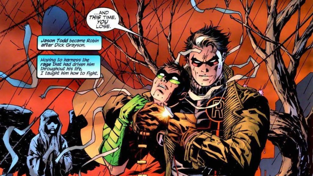 5 Things Everyone Gets Wrong About Jason Todd
